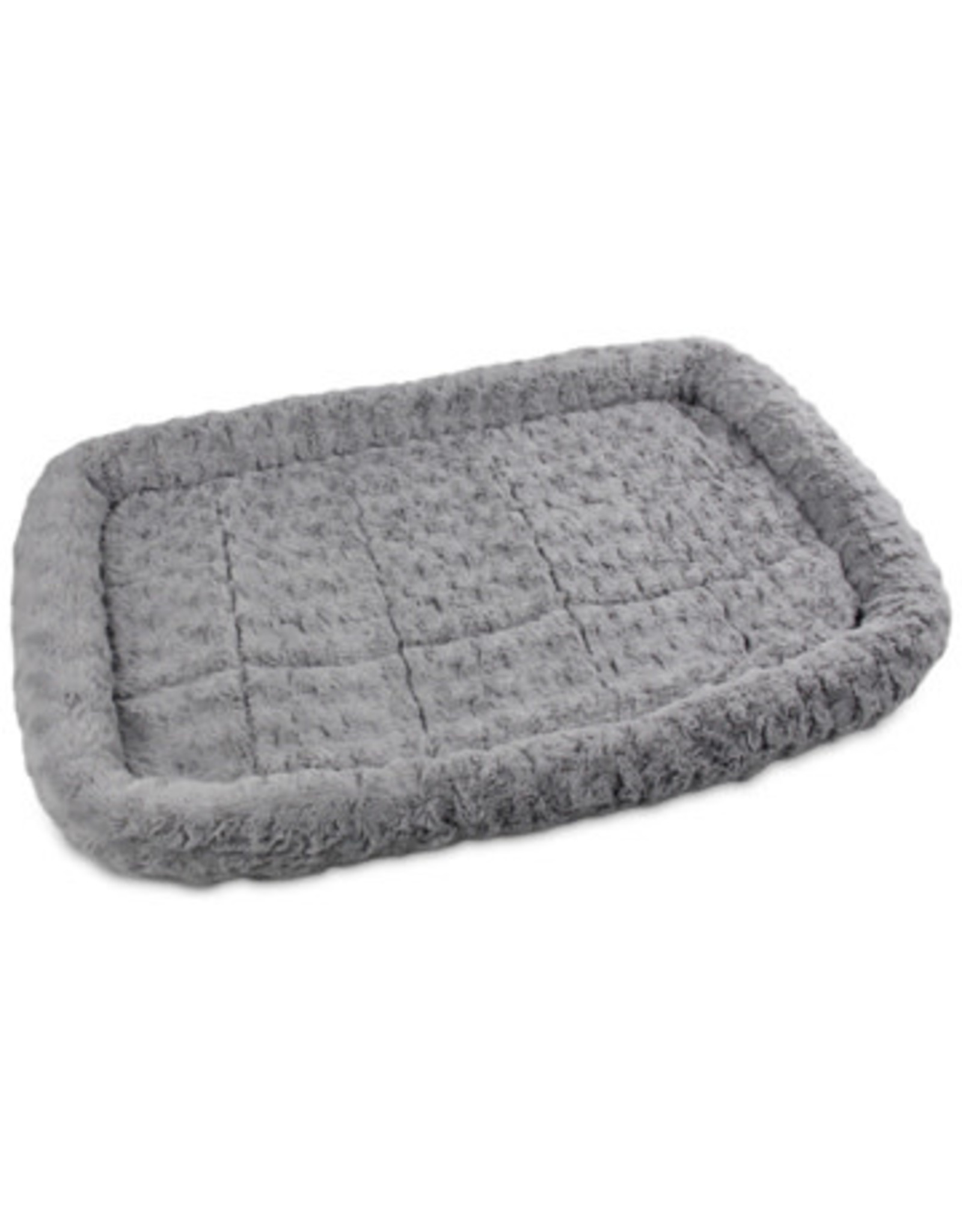 "All for Paws Bolstered Super Soft Crate Mat Large 42""x27"""