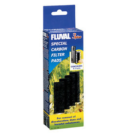 Fluval Fluval 3 Plus Special Carbon Pads - 4 pack