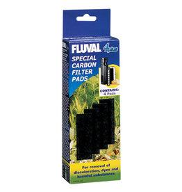 Fluval Fluval 4 Plus Special Carbon Pads - 4 pack