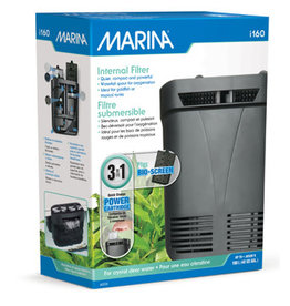 Marina Marina i160 Internal Filter - Up to 160 liters (40 US gallons)