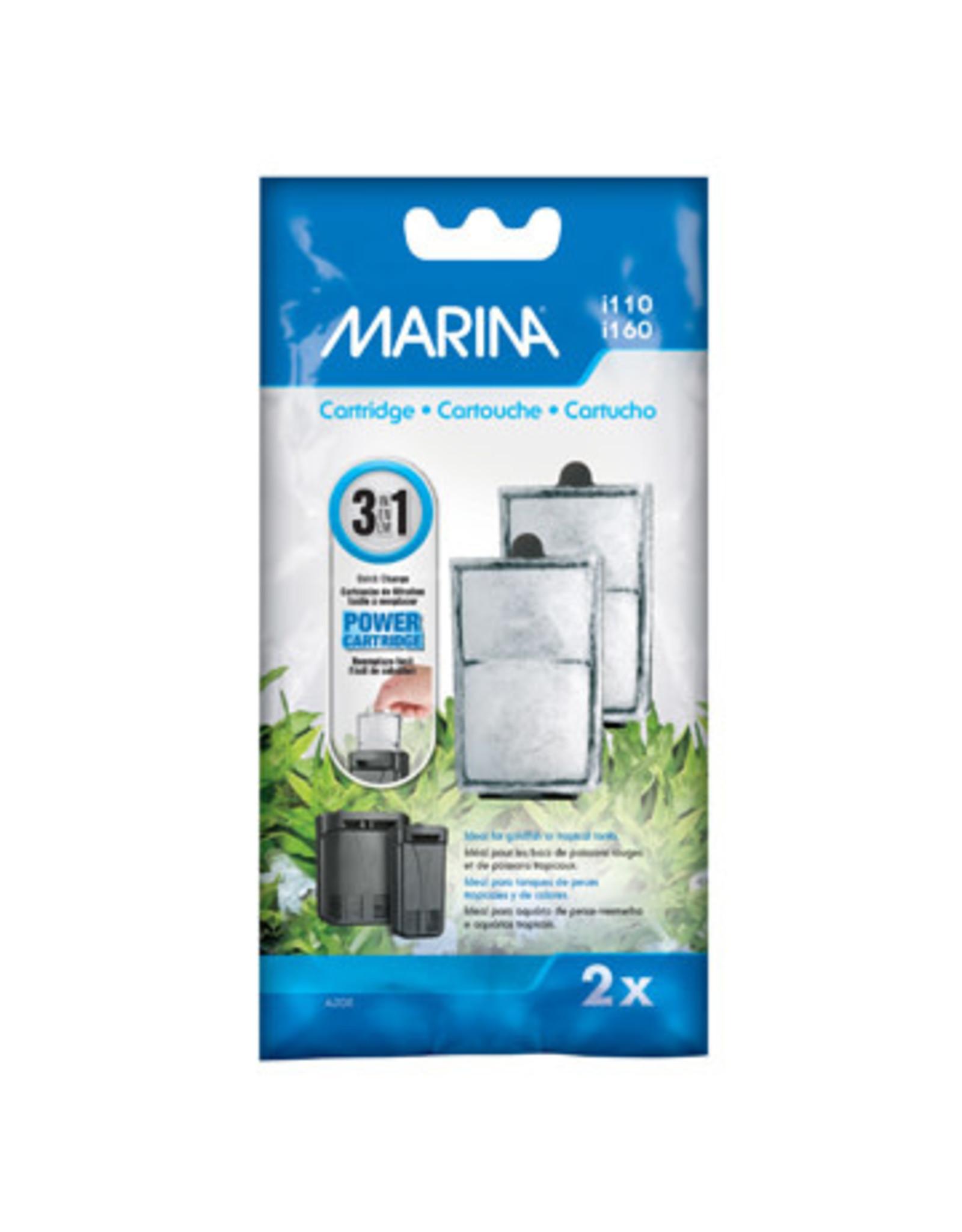 Marina Marina i110 and i160 Internal Filter Refill Cartridge - 2 pcs