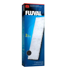 "Fluval Fluval ""U3"" Poly/Carbon Cartridge - 2 Pack"