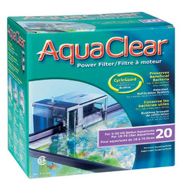 AquaClear AquaClear 20 Power Filter 76L (20 US Gal)