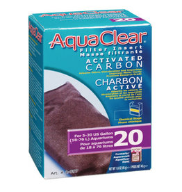 AquaClear AquaClear 20 Activated Carbon Filter Insert 45g