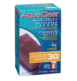 AquaClear AquaClear 30 Activated Carbon Filter Insert 55g