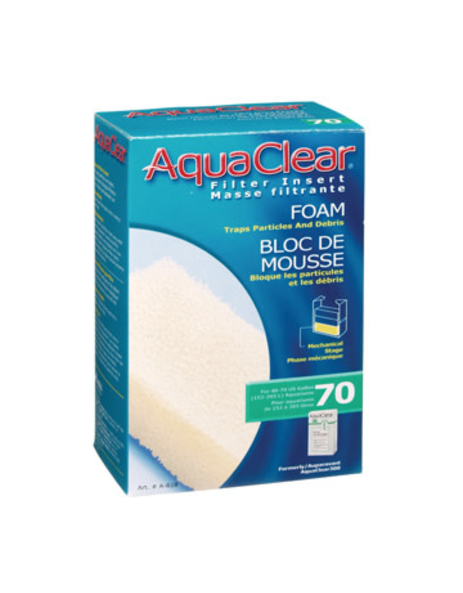 AquaClear AquaClear 70 Foam Filter