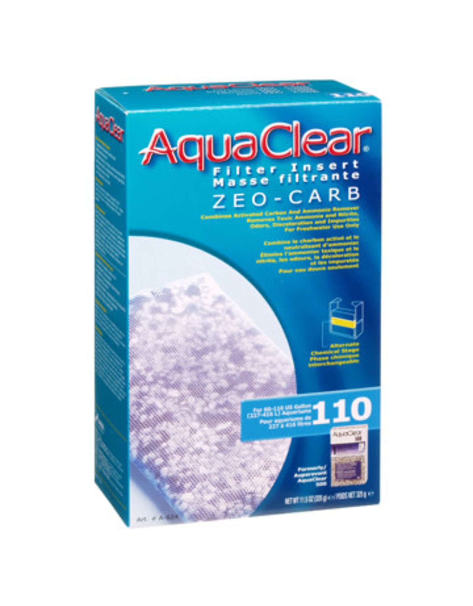 AquaClear AquaClear 110 Zeo-Carb 325g