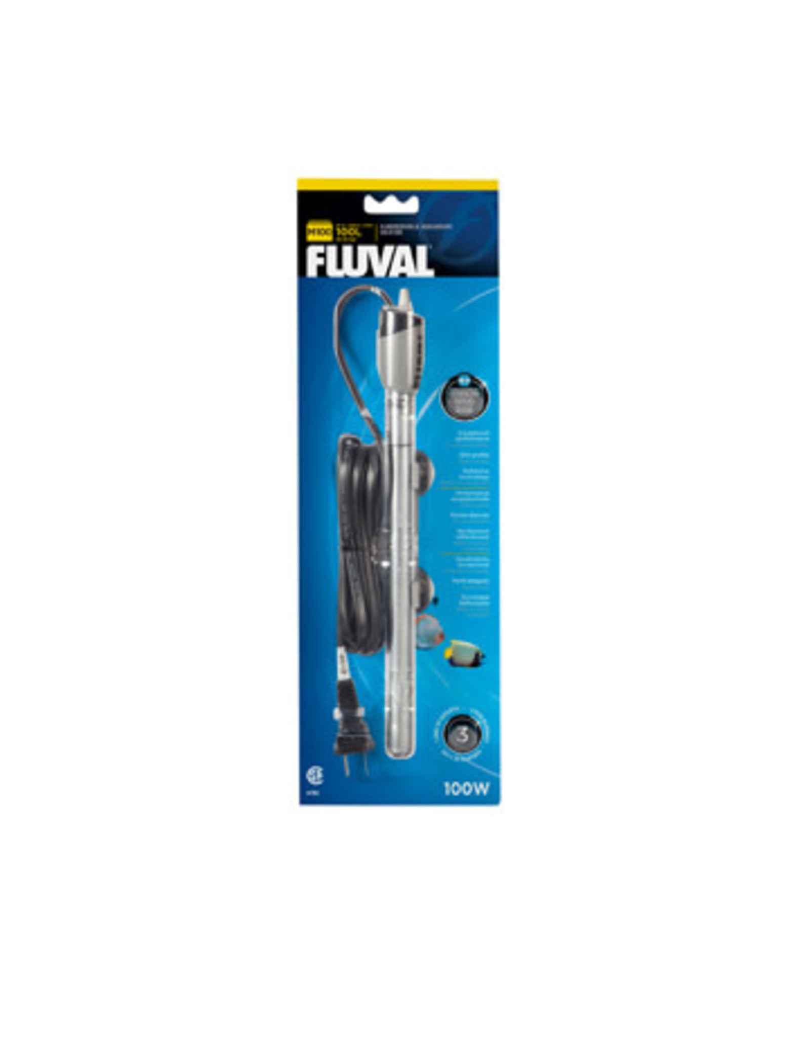 Fluval Fluval M100 Submersible Heater - 100 W