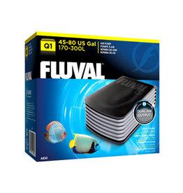 Fluval Fluval Q1 Air Pump - 300 L (80 U.S. gal)