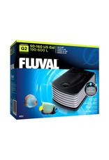 Fluval Fluval Q2 Air Pump - 600 L (160 US gal)