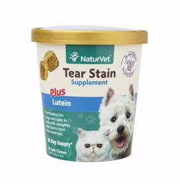 Naturvet Naturvet Tear Stain Supplement Plus Lutein For Dogs & Cats