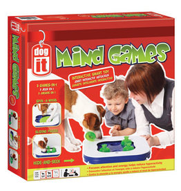 DogIt Mind Games Interactive Smart Toy for Dogs