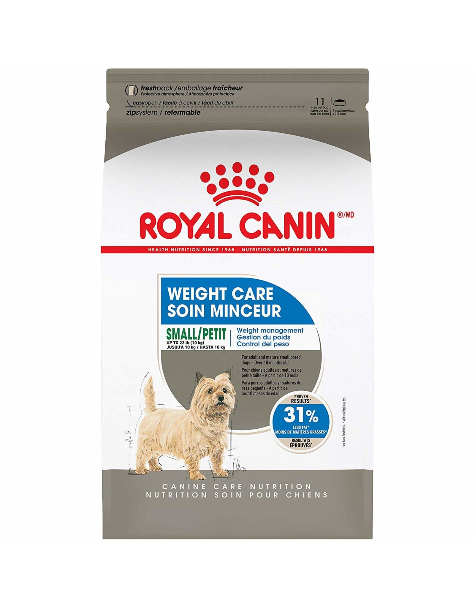 Royal Canin Royal Canin Small Weight Care 2.5lb