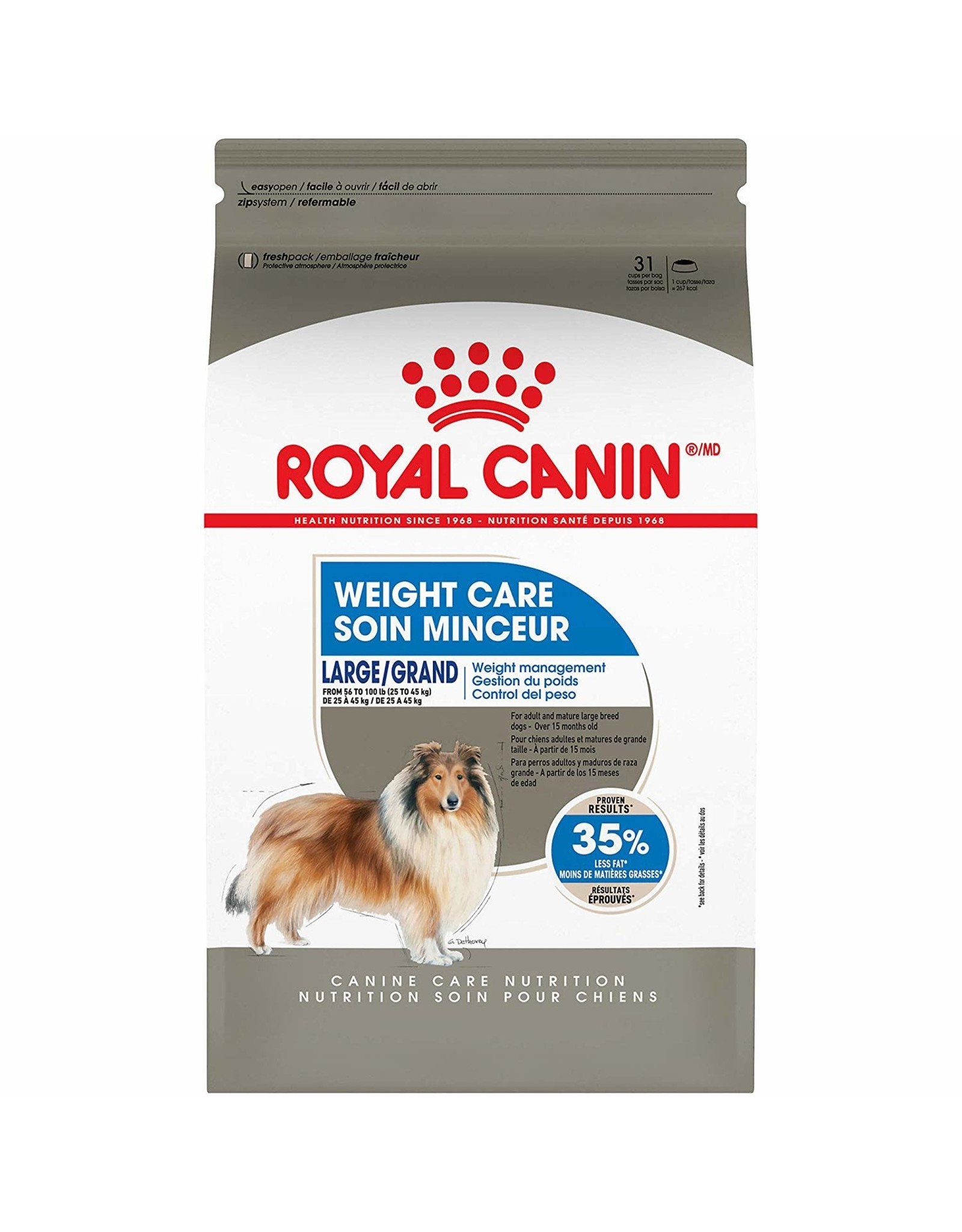 Royal Canin Royal Canin Large Weight Care 30lb