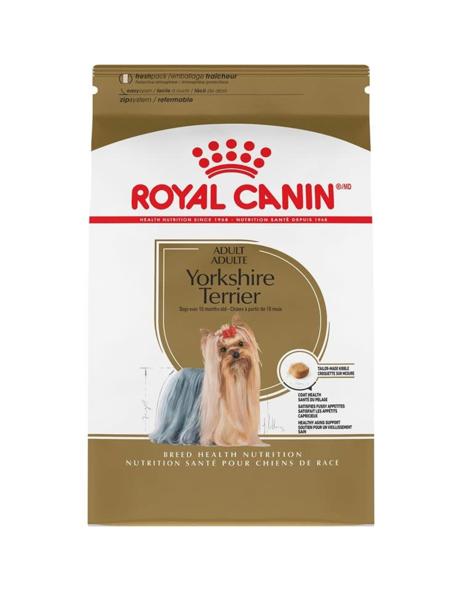 Royal Canin Royal Canin Yorkshire Terrier Adult 10lb