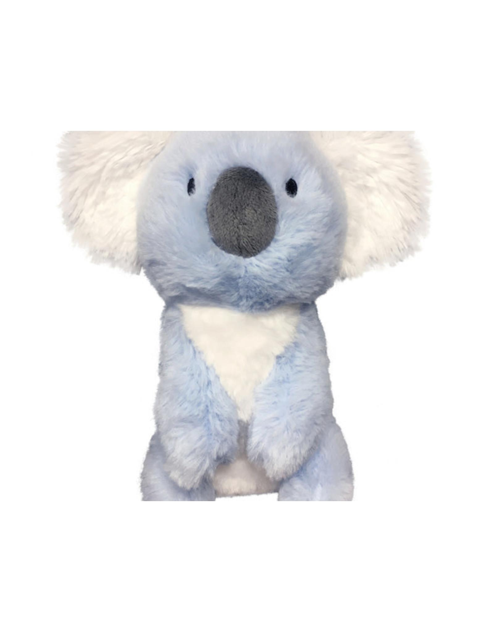 Fou Fou Dog Foufou Dog Pastel Pals Fuzzy Plush Koala Dog Toy
