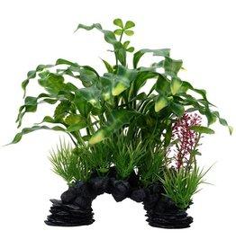 "Fluval Fluval Curly Aponogeton Plant, 10"""