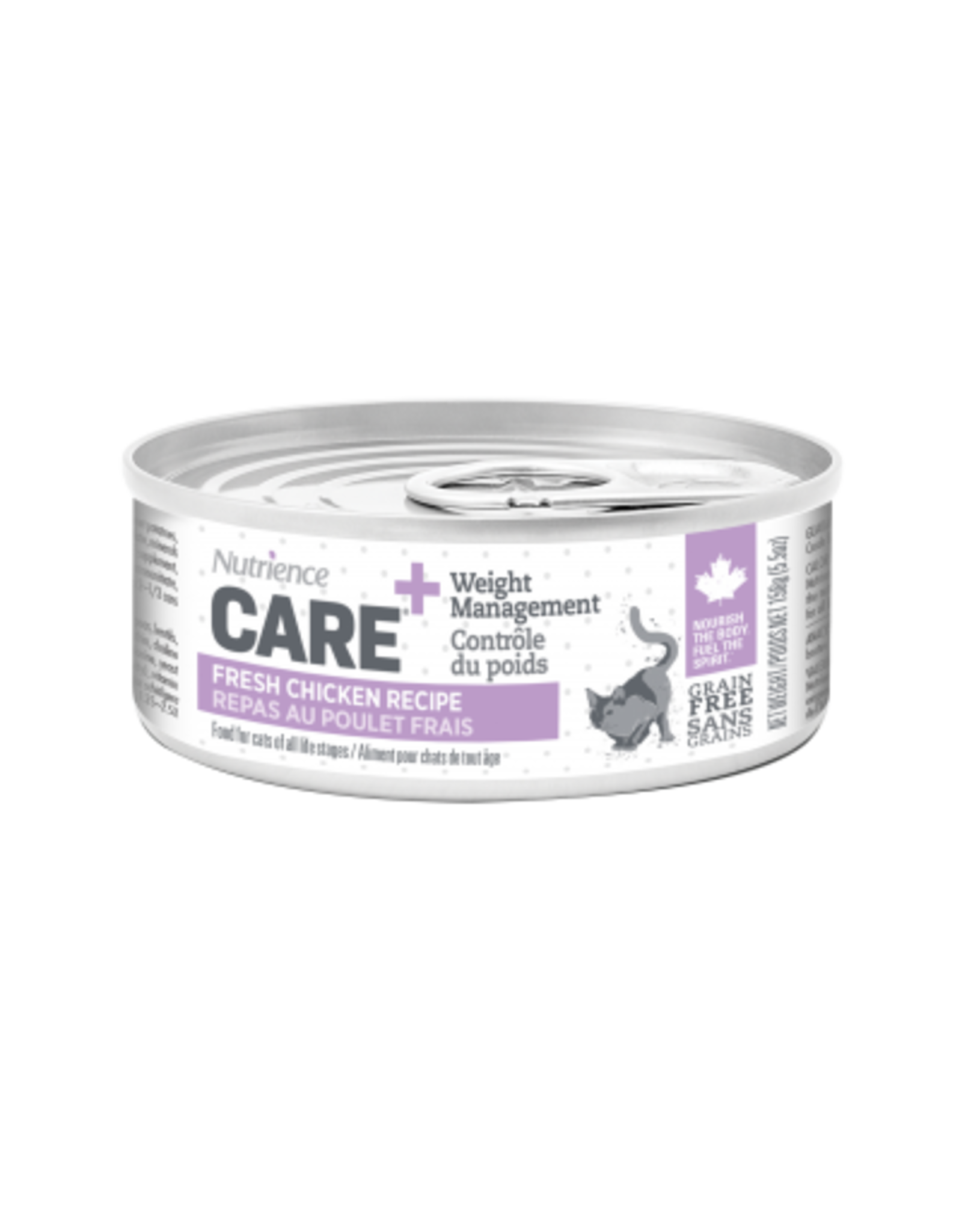 Nutrience Nutrience Care Weight Control 156g