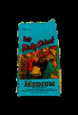 Pretty Bird Pretty Bird Daily Select Premium Medium Bird Food - 8lb