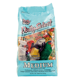 Pretty Bird Pretty Bird Daily Select Premium Medium Bird Food - 8lb
