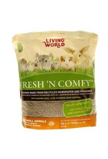 Living World Fresh 'N Comfy Bedding - 50 L (3050 cu in) - Tan