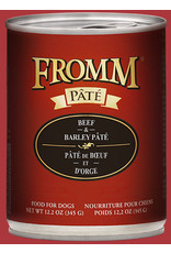 Fromm Fromm Gold Beef & Barley Pate Wet Food