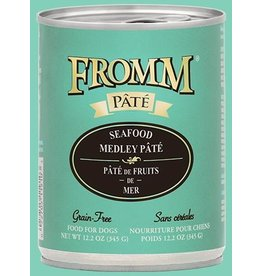 Fromm Fromm Grain Free Seafood Medley Pate Wet Food
