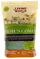 Living World Fresh 'N Comfy Bedding - 20 L (1220 cu in) - Green