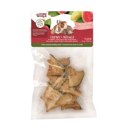 Living World Living World Small Animal Chews - Dried Guava Chips - 25 g (0.8 oz)