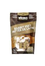 Hero Dehydrated Rabbit Feet 114g