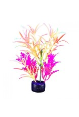 "Marina Marina iGlo Plant - 7.5"" - Yellow/Purple"