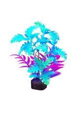 """Marina Marina iGlo Plant - 7.5"""" - Blue/Green"""