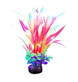"Marina Marina iGlo Plant - 5.5"" - Yellow/Orange"
