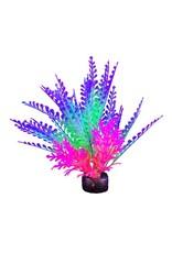 "Marina Marina iGlo Plant - 5.5"" - Purple/Green/Pink"