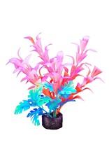 """Marina iGlo Plant - 5.5"""" - Orange/White"""