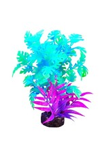 """Marina Marina iGlo Plant - 5.5"""" - Blue/Green"""