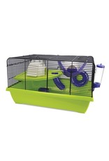 Living World Dwarf Hamster Cage - Resort - 20L x 14.3W x 11.4H in
