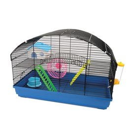 Living World Dwarf Hamster Cage - Villa - 22.8L x 12.5W x 16.1H in