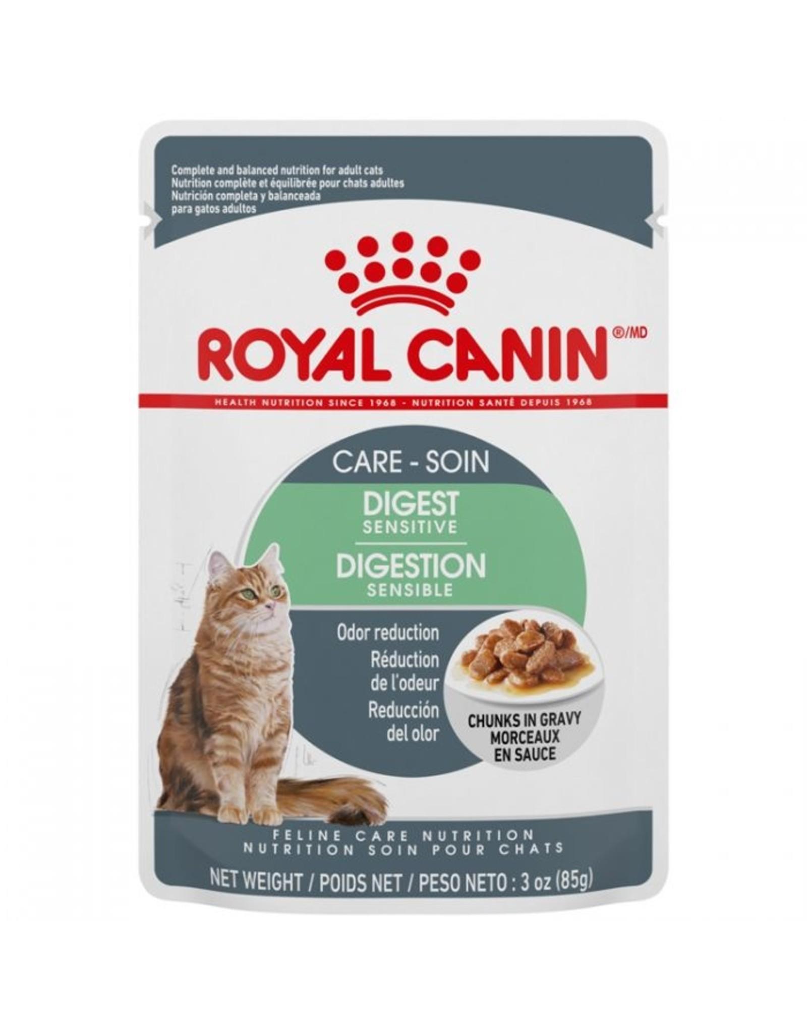 Royal Canin Royal Canin Digest Sensitive Chunks 85g