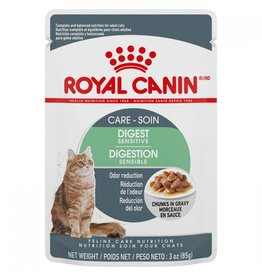 Royal Canin Royal Canin Digest Sensitive Chunks 85g