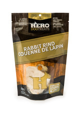 Hero Dehydrated Rabbit Rind 6 Pieces