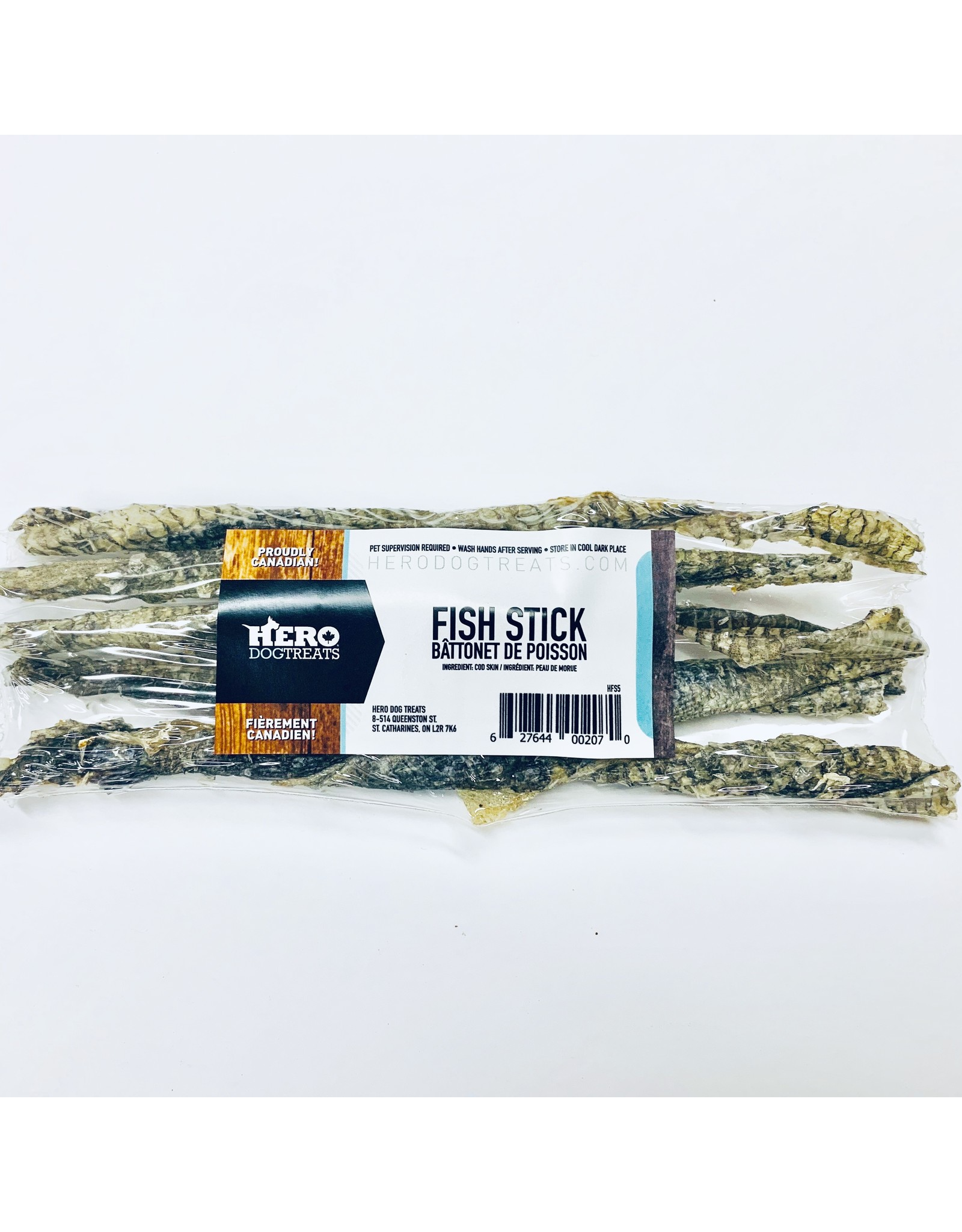 Hero Dehydrated Fish Sticks