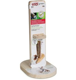 "Living World Water Bottle & Treat Stand - Small - 15 cm x 22.5 cm x 26.5 cm (6"" x 9"" x 10.4"")"
