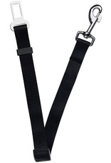 "DogIt Car Safety Belt Black 25mmx55-87cm (1""x21.6""-34.3"")"