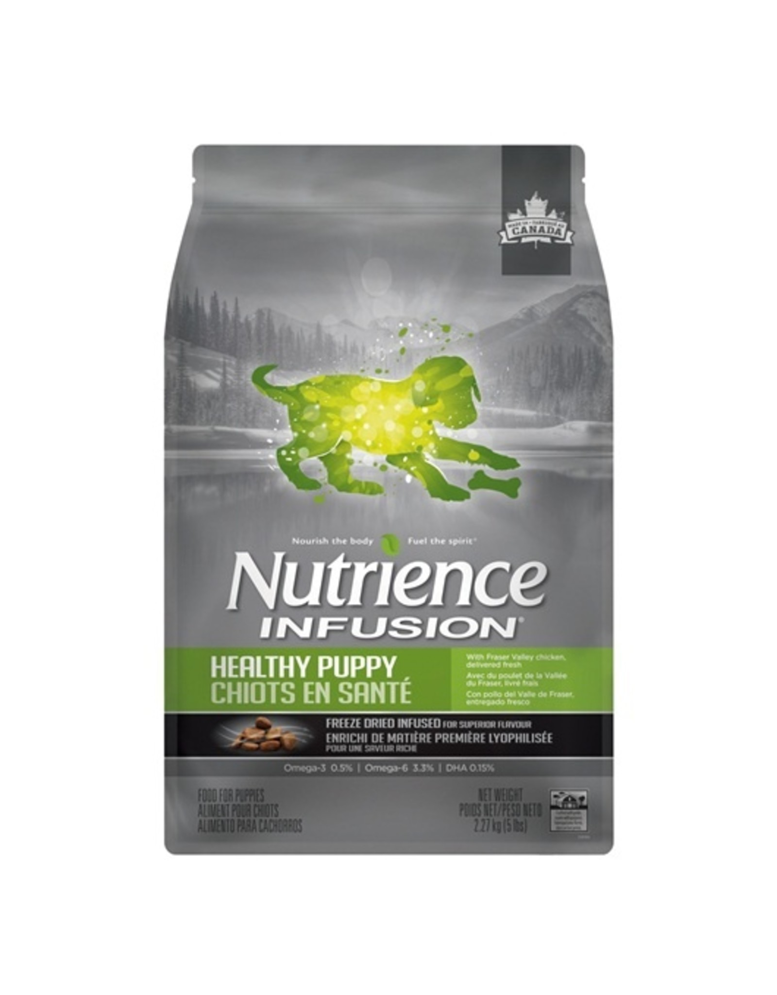 Nutrience Nutrience Infusion Puppy - 2.27kg