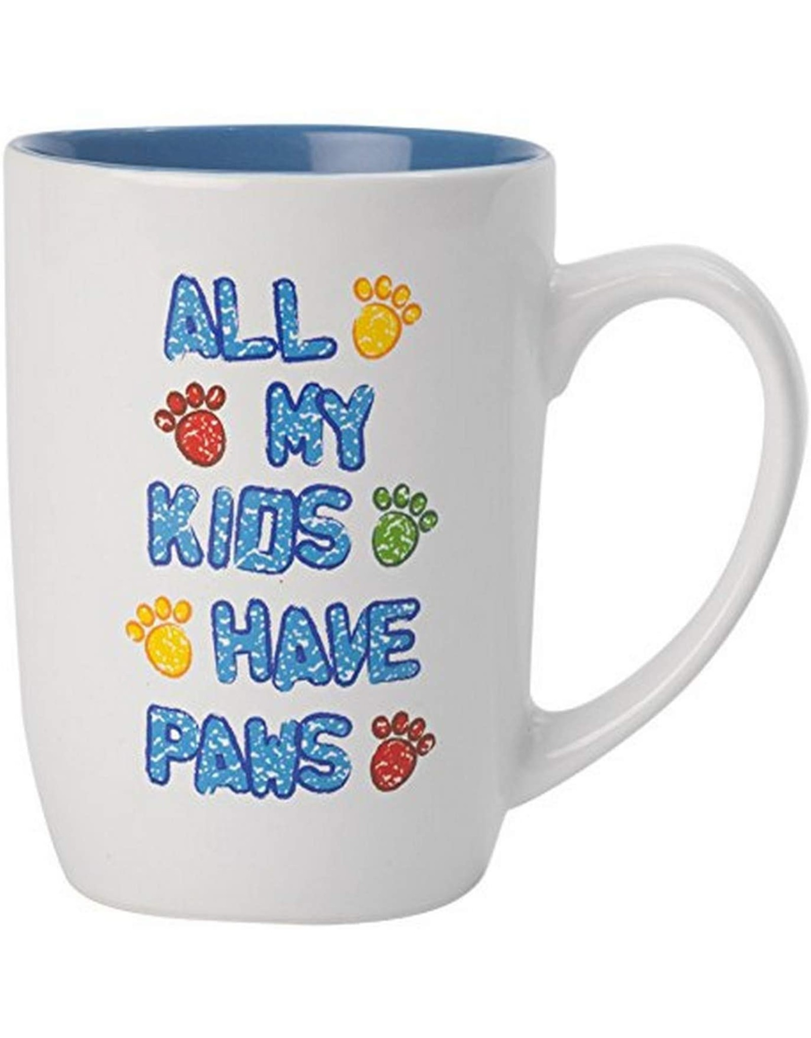 Petrageous All My Kids Have Paws Mug 24oz