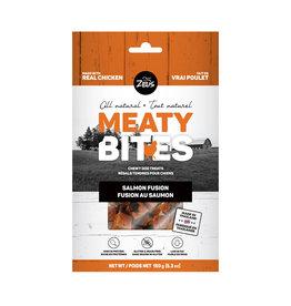Zeus Zeus Meaty Bites, Salmon Fusion, 150 g