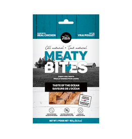Zeus Zeus Meaty Bites, Taste of the Ocean, 150 g