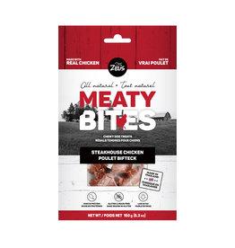 Zeus Zeus Meaty Bites Steakhouse Chicken 150 g
