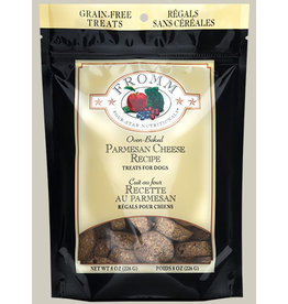 Fromm Fromm Grain Free Treats - Parmesan Cheese 226g